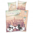 wholesale Licensed Products: Mickey &  Minnie New York bed linen