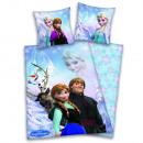 Disney' s La reina del hielo sábana