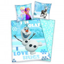 wholesale Licensed Products: The Ice Queen  Olaf  bed linen