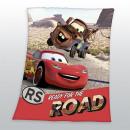grossiste Coussins & Couvertures: Disney' s Cars Fleece -couverture
