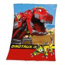 Dinotrux Fleece -plafond