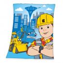 hurtownia Produkty licencyjne: Bob Budowniczy polar -koc