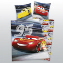 Disney's Cars 3 Bettwäsche