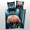 groothandel Home & Living: Young collectie: Basketbal Bedtextiel