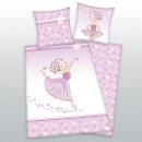 wholesale Bedlinen & Mattresses: Young Collection: Ballerina bed linen