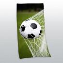 Großhandel Lizenzartikel: Young Collection: Fußball Velourstuch