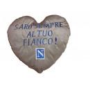 grossiste Articles Cadeaux: FORZA NAPOLI CUSCUNO COEUR