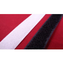 Velcro tape, loop tape, black for sewing 20mm - 2