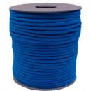Cordoncino di cotone 5mm - 100m, azzurro