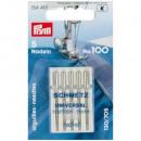 5 agujas de máquina de coser 130/705 estándar 100
