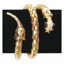 grossiste Bracelets: Serpent bracelet, élastique