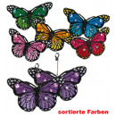 Butterfly  earrings, assorted colors