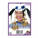 Clip Earrings Sailor