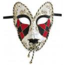 grossiste Jouets: Precious Venezia Mask, avec la bande