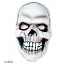 groothandel Figuren & beelden: Half Masker schedel, latex