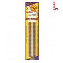 wholesale Toys: Ammunition 25er strips (200 rounds)