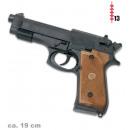 groothandel Speelgoed: Pistool Parabellum  (13er Strip munitie), ca.