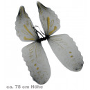 wholesale Dolls &Plush: Wings, black-gold, 78 cm height