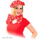 grossiste Gadgets et souvenirs: Boucle Cologne, rouge, largeur 20 cm