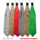 grossiste Cadeaux et papeterie: Sequin Cravate  couleurs  assorties, environ ...