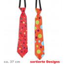 grossiste Cadeaux et papeterie: Tie Clown,  couleurs  assorties, environ ...