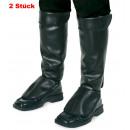 Großhandel Schuhe: Stiefel-Stulpen,  mit  Klettverschluß, ...