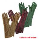 grossiste Cadeaux et papeterie: Gants Spiderweb, couleurs assorties