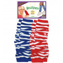 wholesale Stockings & Socks: Cuffs, strapped, assorted colors