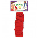 ingrosso Collant e calze:Polsini, rosso