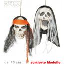 hurtownia Zabawki: Deco czaszka,  różne modele,  około 10 cm ...