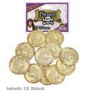 wholesale Toys: Pirates Gold, content: 12 Coins