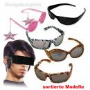 grossiste Cadeaux et papeterie: Gagbrille, modèles assortis