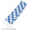 Großhandel Tücher & Schals: Schal Bayernraute,  Fein-Jersey, ca. 140 cm Länge
