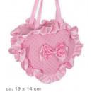 ingrosso Borse & Viaggi: Borsa principessa,  circa 19 x 14 cm (con maniglie