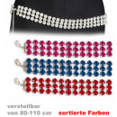wholesale Belts: Party Belt,  assorted colors, Gr. 80-110 cm va