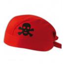 Großhandel Tücher & Schals:Piraten-Bandana, rot