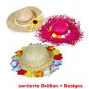 Großhandel Kopfbedeckung: Damenhut,  sortierte Designs + Größen
