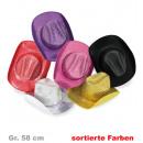 hurtownia Upominki & Artykuly papiernicze: Hat Disco Cowgirl,  różne kolory, gr. 58 cm