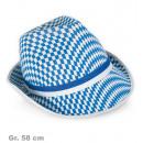 grossiste Articles de fête: Chapeau Bayern diamant, Gr. 58 cm