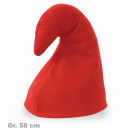 wholesale Toys: Hat Mupfi, red, felt, Gr. 58 cm