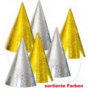 ingrosso Articoli da Regalo & Cartoleria: cappello  Silvester, 6  pezzi, ordinati ...