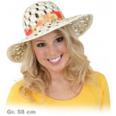 wholesale Headgear: Damenhut Caribbean, Gr. 58 cm