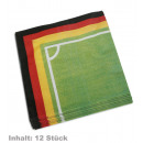 wholesale Household Goods: Napkins FAN, contents: 12 pieces