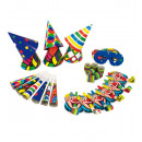 wholesale Gifts & Stationery: Party bag carnival, 30 pcs.