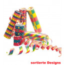 wholesale Gifts & Stationery: Streamers assorted Desings