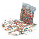 grossiste Cadeaux et papeterie:Confetti, coloré, 100 g