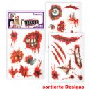 Skin Sticker Halloween, diverse ontwerpen