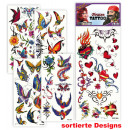 wholesale Toys: Tattoos Fashion, assorted designs