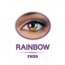 Fun lenzen van de regenboog