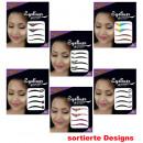 Eyeliner, sortierte Designs